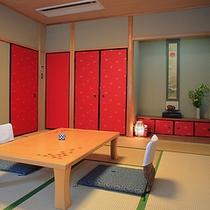 新館客室「瑠璃の間」