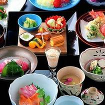 料亭の宿ならではの京料理
