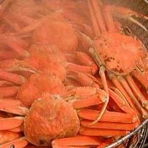 冬の味覚「蟹」