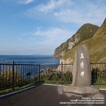 絶景ポイント【立待岬】当館より車で約30分♪