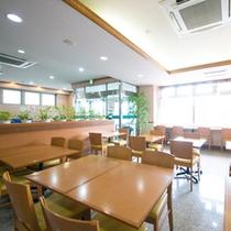 【ロイヤルイン川内】1F朝食コーナー