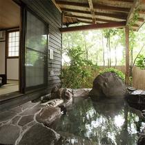 【離れ】和室(8畳+6畳) 露天風呂付き