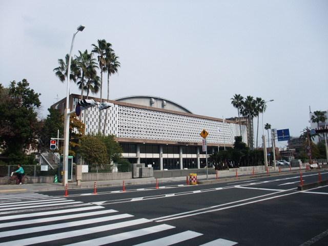 鹿児島県立体育館