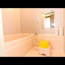 全室洗面・トイレ・バス付きのお部屋です♪