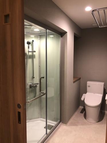 Bタイプ シャワールーム・トイレ
