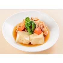 肉豆腐とお野菜の炊いたん