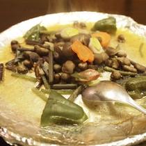 仙人焼料理