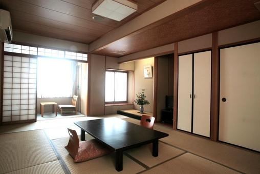 部屋風呂付和室10畳【素泊まり】
