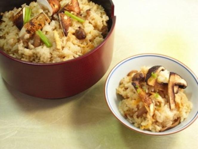 10月11月のお料理イメージ1