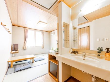 【喫煙】トリプル和室 空気清浄器設置(ジアイーノ)