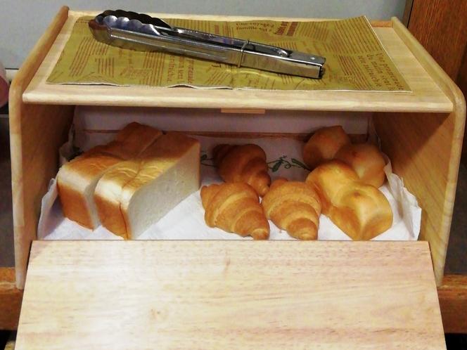 食事付プラン:パン