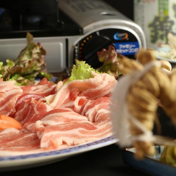 料理_豚しゃぶ (2)
