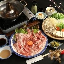 料理_豚しゃぶ_全体