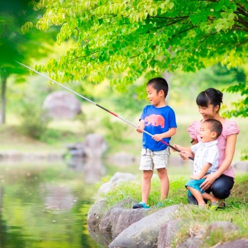 【魚っこ釣り(夏)】