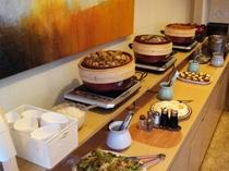 和食中心のご朝食