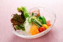冷麺風サラダ