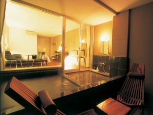 3Fツインモダンタイプ海がみえる露天付き客室