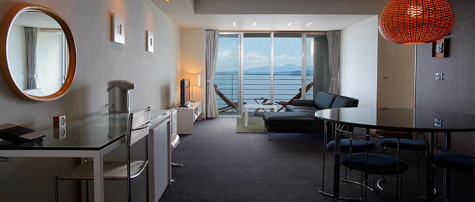 【1室限定】露天風呂付きスイートルーム和洋室♪♪寝室は和室になります♪