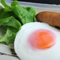 朝食単品一例