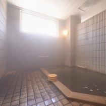 """*小浴場(女湯)/ご希望により""""無料貸切""""もできます!じっくりと「温泉」をお愉しみ下さい。"""