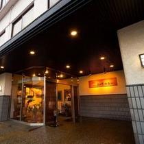 ☆ホテル玄関