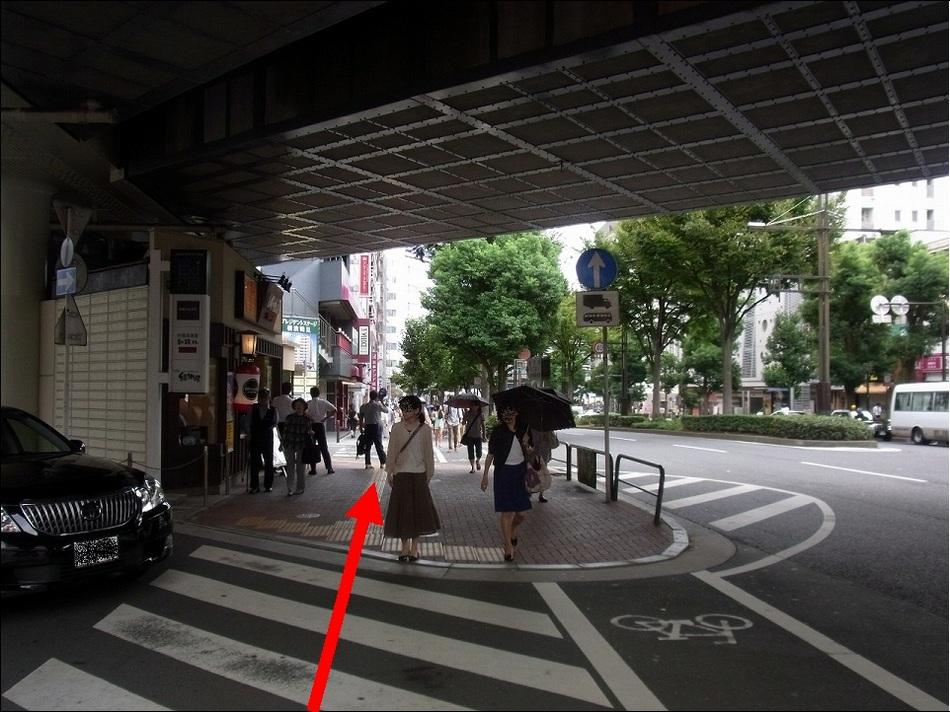 【JR鶴見駅より(7)】京急線をくぐり抜けて・・・