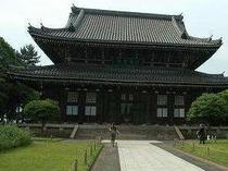 石原裕次郎さんが眠られている有名なお寺。『大本山総持寺』。