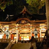 秩父三社のひとつ「三峯神社」