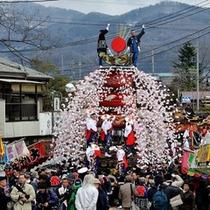 【春】山田の春祭り