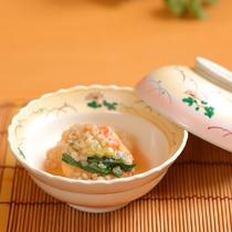 【ご夕食一例】竹取秘伝だし使用の煮物