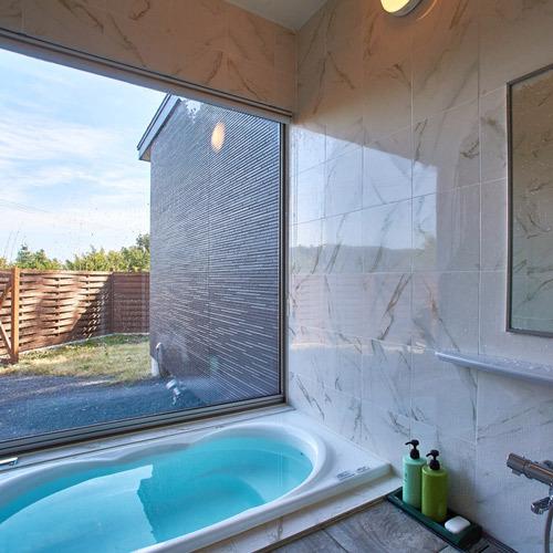 【内風呂付の客室】◆はぎ◆内風呂は24時間利用OKです!