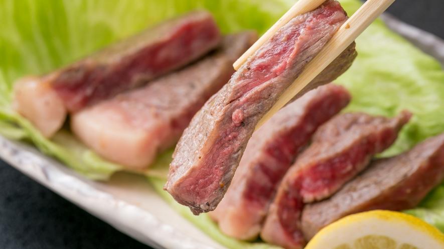 【宮崎牛】溢れる肉汁と旨味