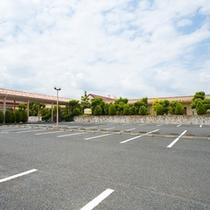 本館 駐車場