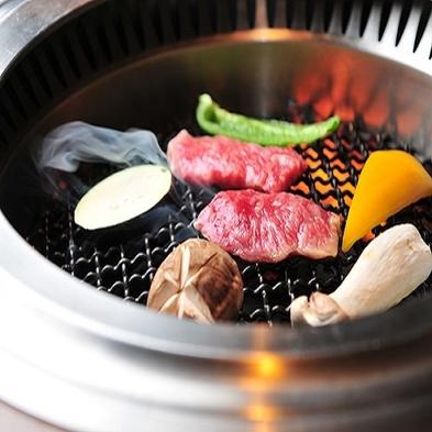 【佐賀牛重視焼肉編】佐賀牛」&「地元野菜」で贅沢『焼肉コース』◆レストラン食◆