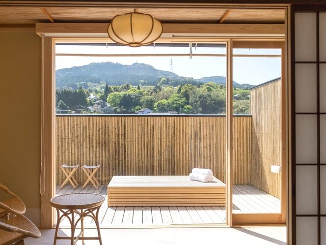 みやび館露天風呂付き客室