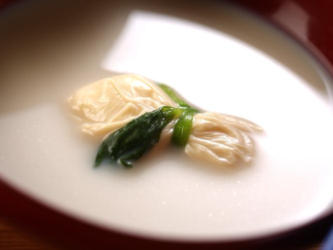 水明荘 夕食