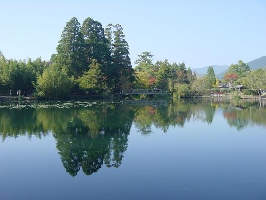 〜金鱗湖を眺めご朝食を〜ふわふわオムレツと焼きたてパン♪【1泊朝食付きプラン】
