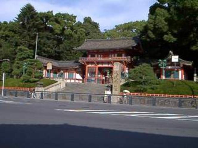 祇園・八坂神社