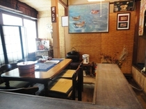 町屋(清水)の談話室