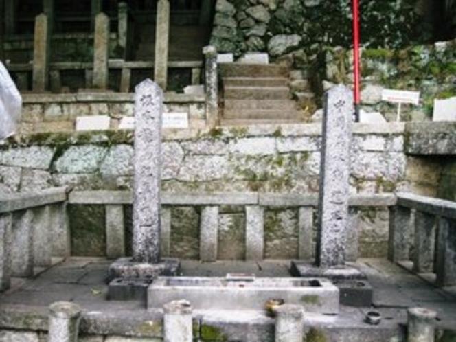 龍馬・慎太郎の墓