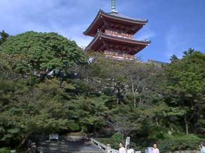 清水寺の塔
