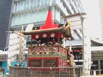 京都の夏は祇園祭りから〜