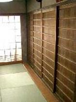 町屋(清水)の和室