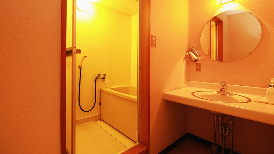 ■客室一例 和室9~14畳 全室バス・トイレ付きで快適にお過ごしいただけます。