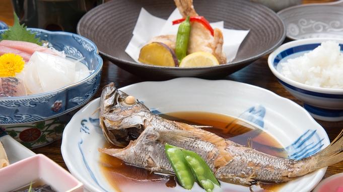 【スタンダード】勝山漁港から獲れた新鮮な海の幸をふんだんに使用!ピッチピチ地魚3点/女将手作渾身