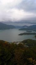 五老岳から見る舞鶴湾