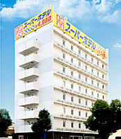 【近隣ホテル】新居浜
