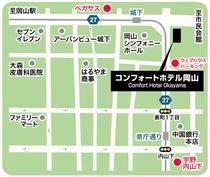 ◆提携駐車場案内図◆2018年3月1日時点