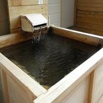 客室内専用露天風呂2