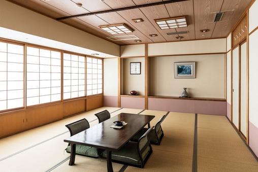 【最上階・海側】和室20畳■特別室洗心亭■